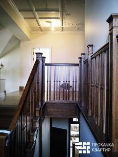 Второй этаж, холл