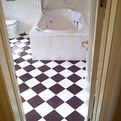 Вход в ванную