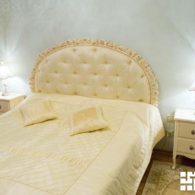 Ремонт квартиры на проспекте Славы. Спальня