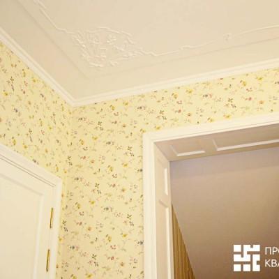 Спальня, второй этаж. Портал в гардеробную