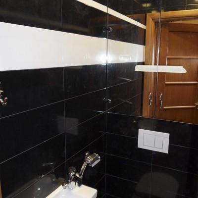 Ремонт квартиры на Жуковского. Туалет