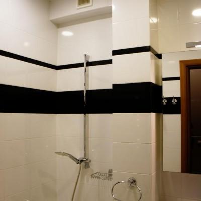 Ремонт квартиры на Жуковского. Ванная комната