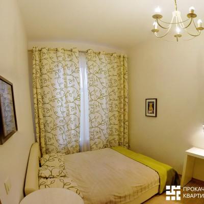 Ремонт квартиры на Жуковского. Гостевая комната
