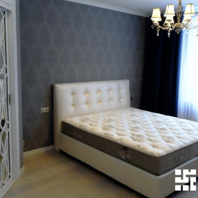Спальня, вид от двери