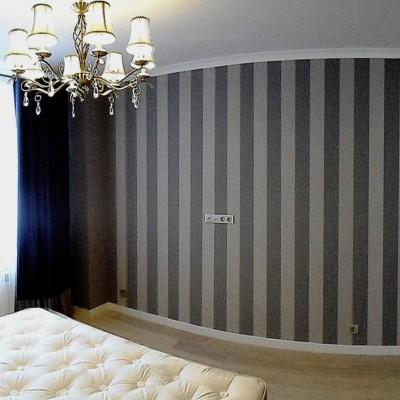 Спальня. Вид от кровати
